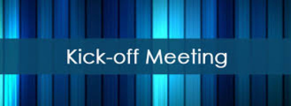 Project kickoff meeting template || Dating break